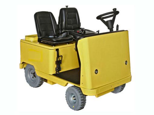 Bull 2-4 4-4 : tracteur assis