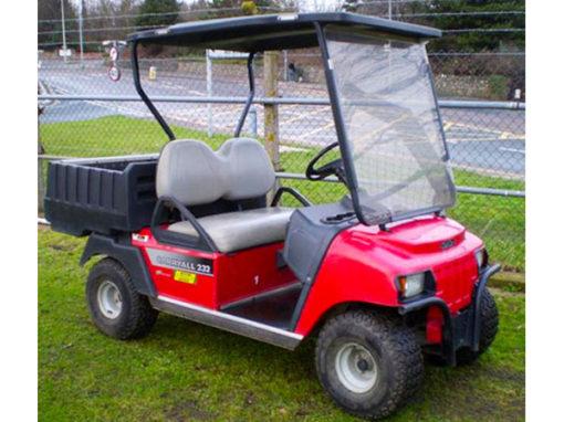 Club Car Carryall 100 : golfette utilitaire