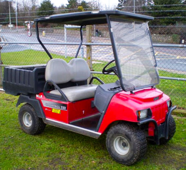 Innovep Véhicule Utilitaire Club Car Carryal 100