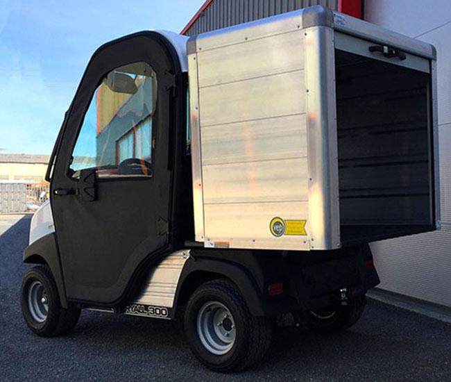 Innovep Véhicule Utilitaire Club Car Caryall 300