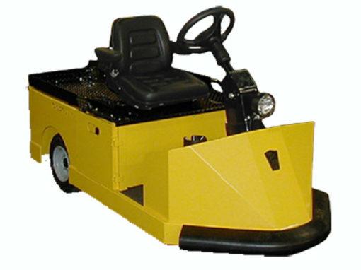 TT3-16 : tracteur assis