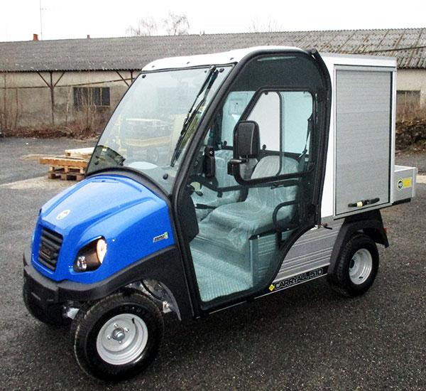 Innovep Véhicule Utilitaire Club Car Carryal 500 550