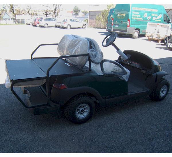 Innovep Véhicule Utilitaire Club Car Villager 4 6 8