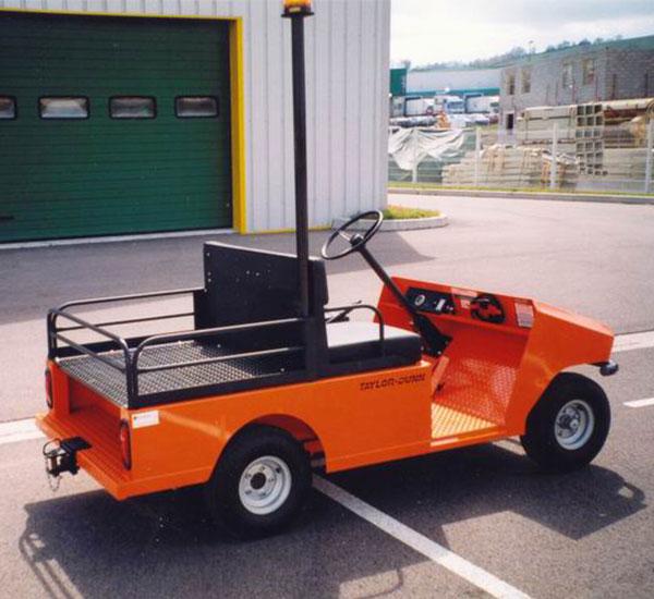 Innovep Véhicule Plateau R3-80 GT