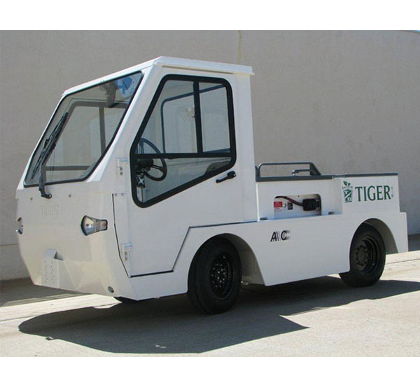 Innovep Véhicule Assis Tiger TC 50 E