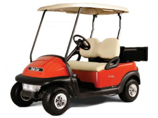 Club Car Handyman : golfette utilitaire