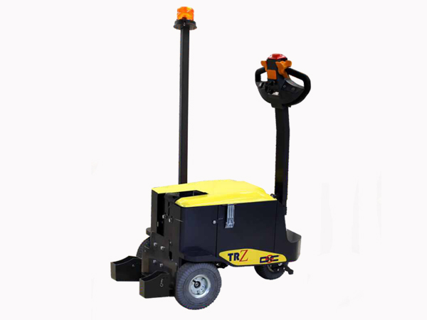 TR 7 tracteur accompagnant lampe à éclat copie