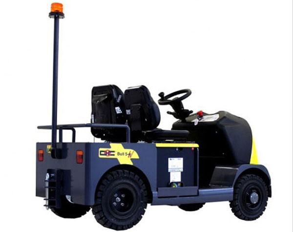 tracteur-électrique-Bull-5-4-roues-2sieges
