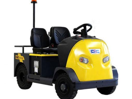 Bull 5/4 roues : tracteur assis